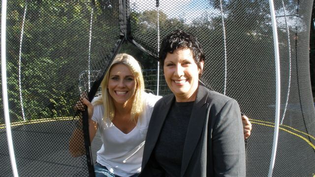 Springfree's Assistant Marketing Manager, Tanya, gets to know Garden Angle Jody Rigby