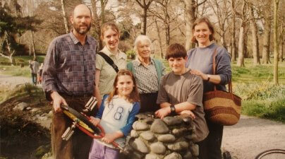 Keith's family