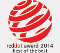 Reddot award 2014 - best of the best