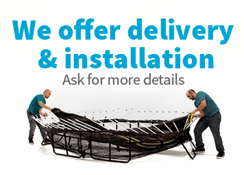 We Offer Delivery and Installation - Ask for more details