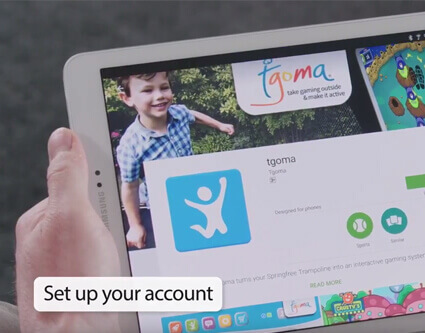 Create Your Family Account