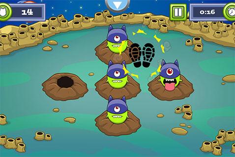 fruit bump game