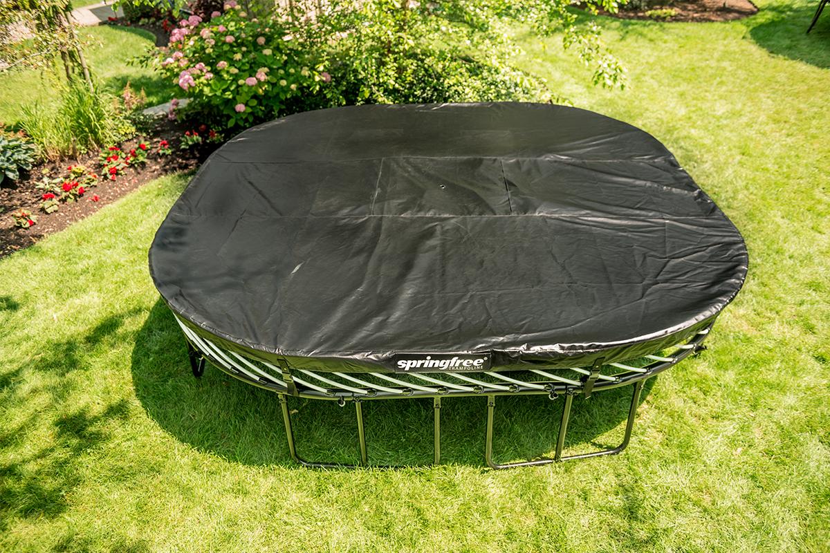 Cover Springfree Trampoline Canada En