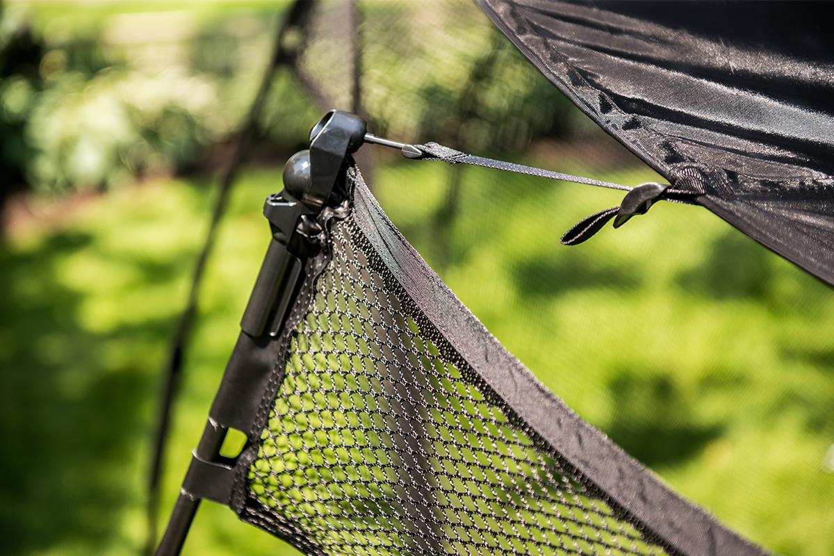 Sunshade Springfree Trampoline Canada En