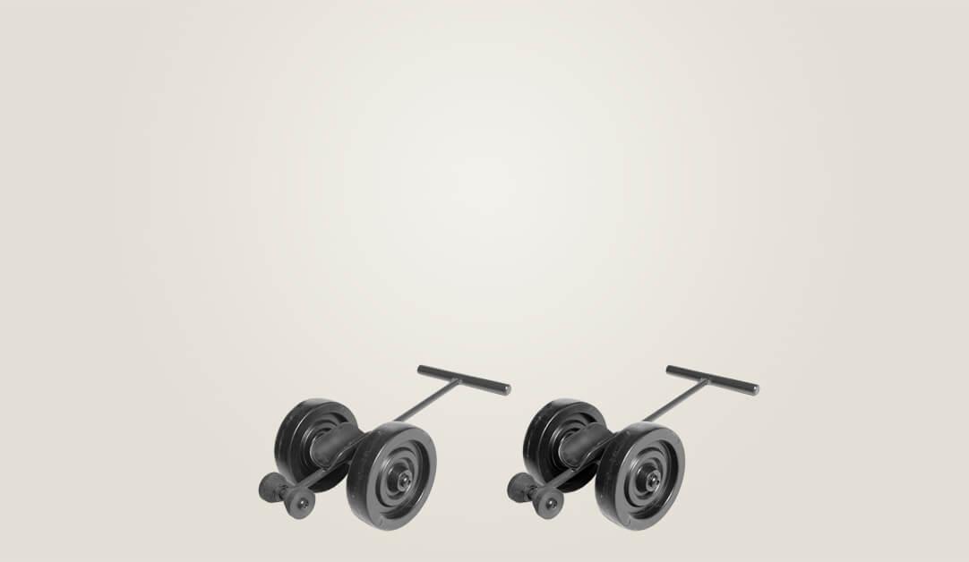 Shifting Wheels