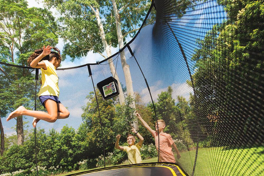 Tgoma springfree trampoline australia for Springfree trampoline