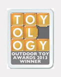 Toyology Outdoor Toy Awards 2013
