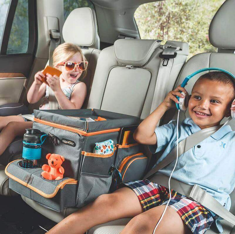 Activities for Road Tripping with the Kids