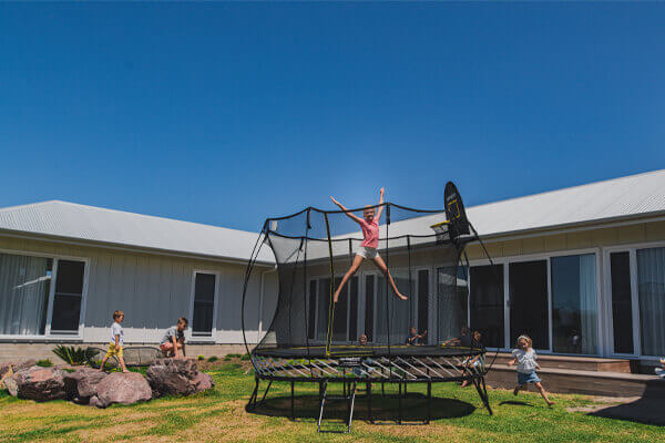 Trampoline Safety Standards - What Do They Actually Mean?