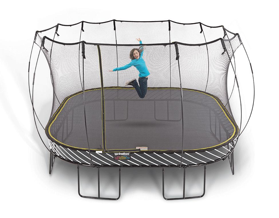 Springfree 13ft Trampoline Amp Safety Net Enclosure