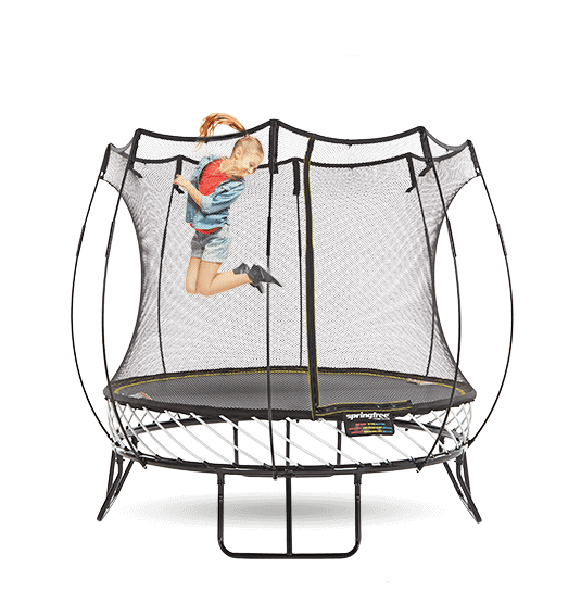 Trampoline Colorado Springs Sale: Safety Net Enclosed & Quality Springfree Trampolines