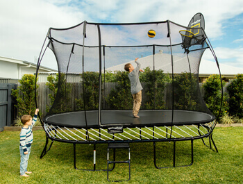 10 Reasons Why a Trampoline Makes the Best Present