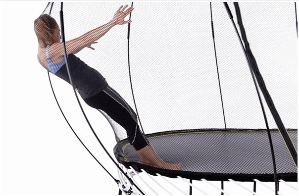 how to move a springfree trampoline